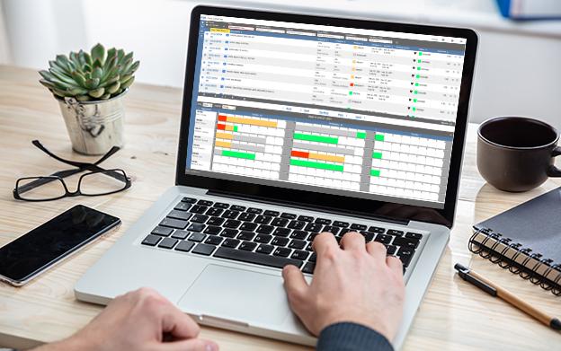 Team Scheduler - Resized Monitor